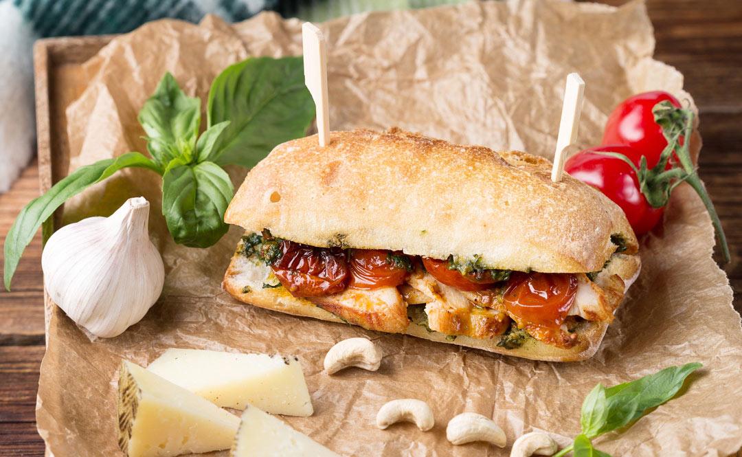 Сэндвич с пастромой