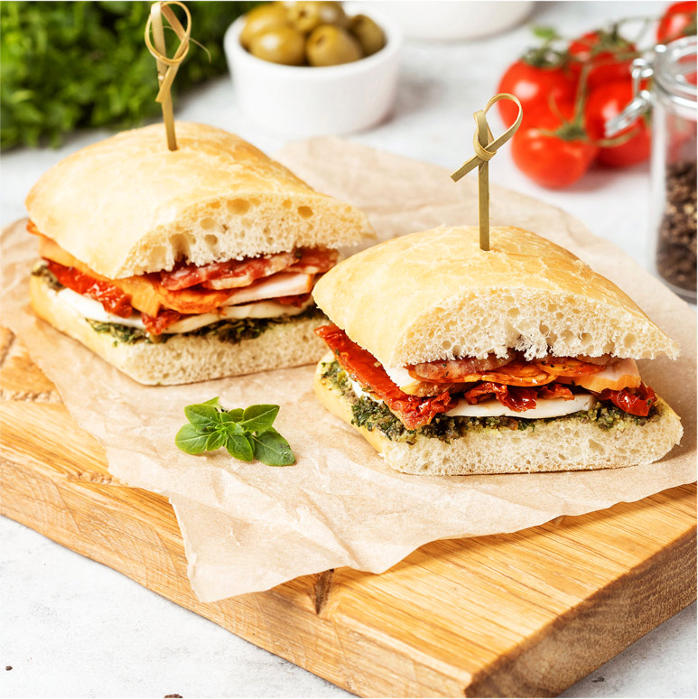 Сэндвич Муфулетта