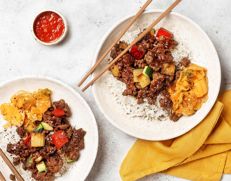 Китайская говядина