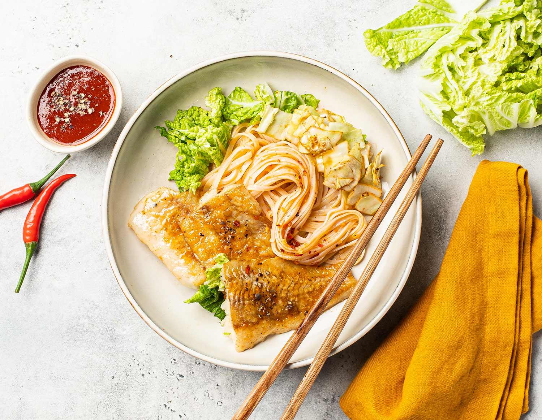 Корейская рыба Хе