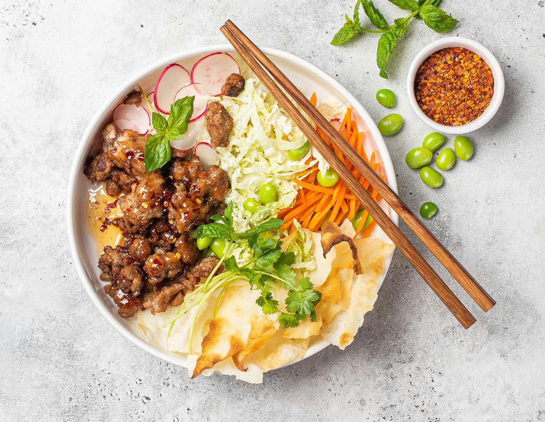Гой Ча (Вьетнамский салат