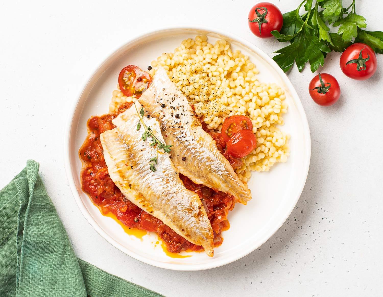 Рыба Наполи