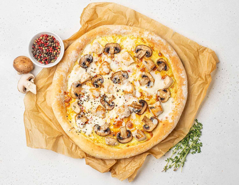 Пицца Тартуфина