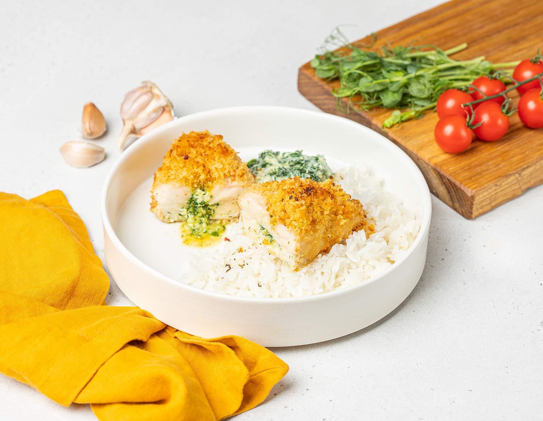 Цыпленок по-киевски