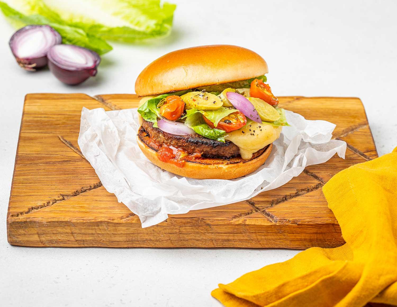 Эко-чизбургеры